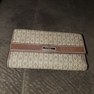 Fossil wallet/checkbook
